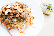 Fluffy Deep-Fried Tuna Salad